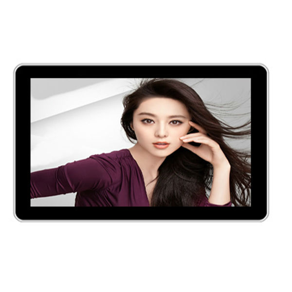 Wifi 3G Android 19 Inch Stand Alone Digital Signage Display With Split Screen , PAL NTSC Auto