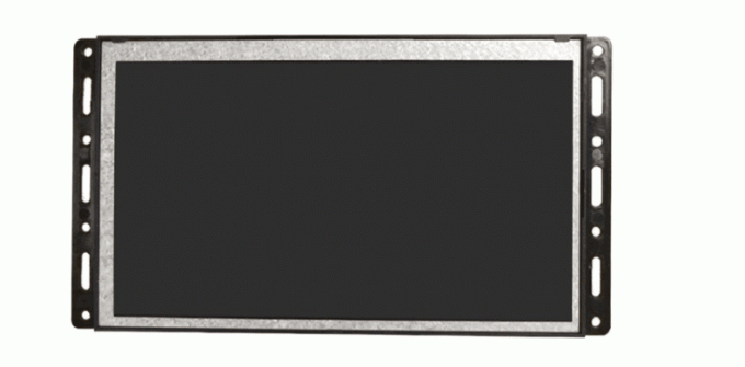 9 Inch Open Frame Lcd Advertising Screens With CE , FCC , Rohs Certificates