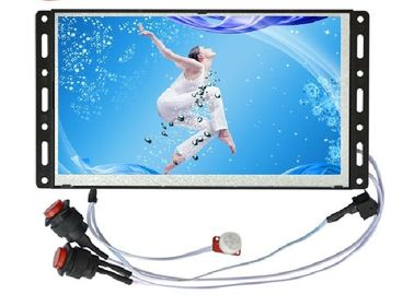 China 9 Inch Open Frame Lcd Advertising Screens With CE , FCC , Rohs Certificates supplier