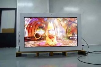 China High Resolution 1080P Outdoor Digital Signage Display 178/178 Viewing Angle supplier