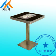 China 10.1Inch Touch Kiosk Coffee Table Vertical Digital Signage High Resolution For Dining Room supplier