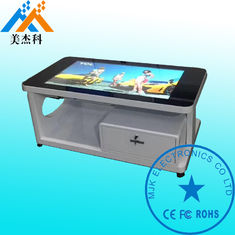 "China 32""Touch Kiosk Tea Table Touch Screen Interactive Multi 10Points Digital Signage supplier"