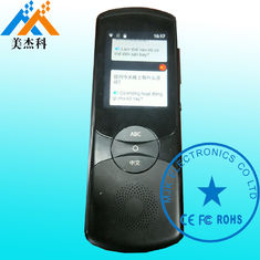 China 2.4 Inch Smart Voice Translator Auto Real Time With Customized Color supplier