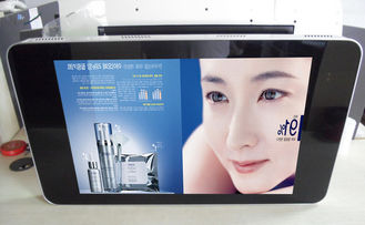 China Shopping Mall Floor Standing Digital Signage / Custom LCD Display supplier