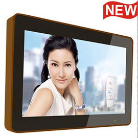 China 55 Inch JPG Wall Mount LCD Screen Display dustproof for Business supplier