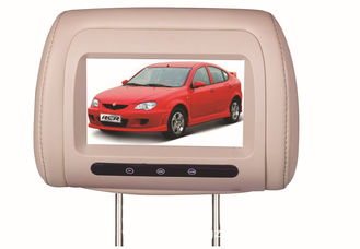 China Colorful Digital Signage Car Seat LCD Screen For Business Organization supplier