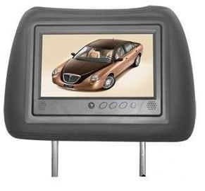 China Universal Removable Car Seat Headrest LCD Monitor Screen 9 Inch supplier