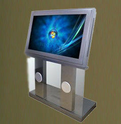 "China 52"" 55"" 65"" All in One Samsung IR Touch Screen Kiosk Internet CPU I5 Chipset , 500cd/ m2 supplier"