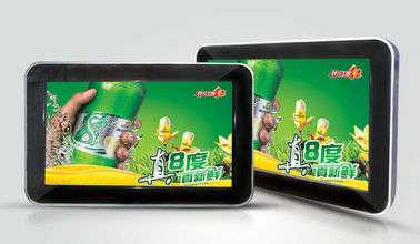 China High brightness Wifi Wall Mount Display Split Screen , lcd digital display supplier