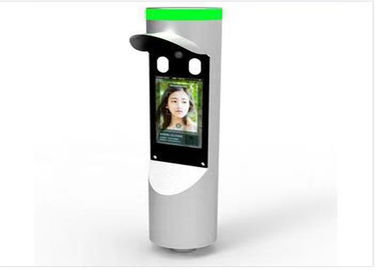 China High Accuracy LCD Advertising Player Full Viewing Angle For Face Recognition System supplier