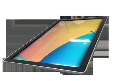 China HD 3D Digital Signage , 98 Inch Smart Interactive Whiteboard Android Dual System supplier