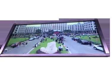 China Aluminum Alloy Frame Wall Mount Touch Screen Monitor 55 65 75 86 Inch For Education supplier