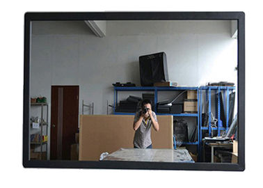 China TFT 32 Inch Lcd Magic Mirror Display Advertising Screen With 1 Year Warranty supplier