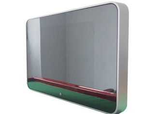 China 43'' LCD Advertising Touch Screen Mirror , Customized Led Display Lightbox With Sensor supplier