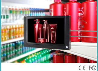 China High Brightness LCD Digital Signage Display 10 Inch IR Motion Sensor For Retail Store supplier