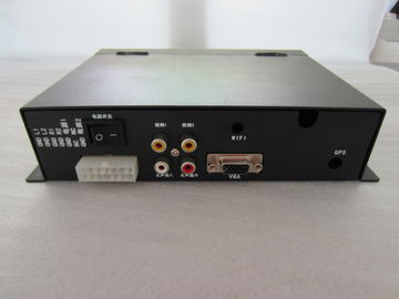 China WIFI Network HD Media Player Box , GPS VGA Advertising Media Player Box supplier