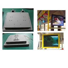 "China 22"" Android 3G LCD Advertising Player With Bus Stop Announcerment System supplier"