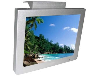 "China Antivibration Design 17"" HD WIFI Digital Signage HDMI / VGA / AV supplier"