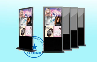 China Wireless TFT Indoor LCD Interactive Digital Signage Display Advertising HD supplier