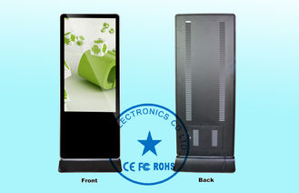 Shockproof LCD Digital Signage Display 55Inch Floor Free For Hotel