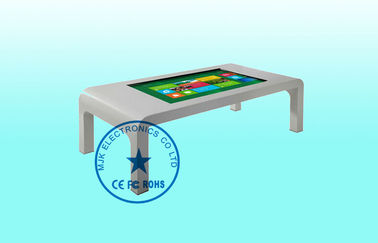 WiFi Table Touch Screen Digital Signage Kiosk With Windows System ,  LG Brand