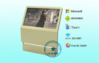 Shopping Mall Digital Signage Kiosk 55 Inch Dual Core Interactive Digital Signage