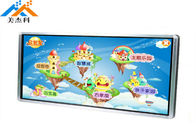 Slim Frame Advertising Digital Signage 55 Inch Oled Smart Touch Screen Display