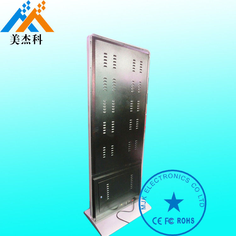 HD High Resolution Touch Screen Digital Signage Kiosk For Movie Theatre