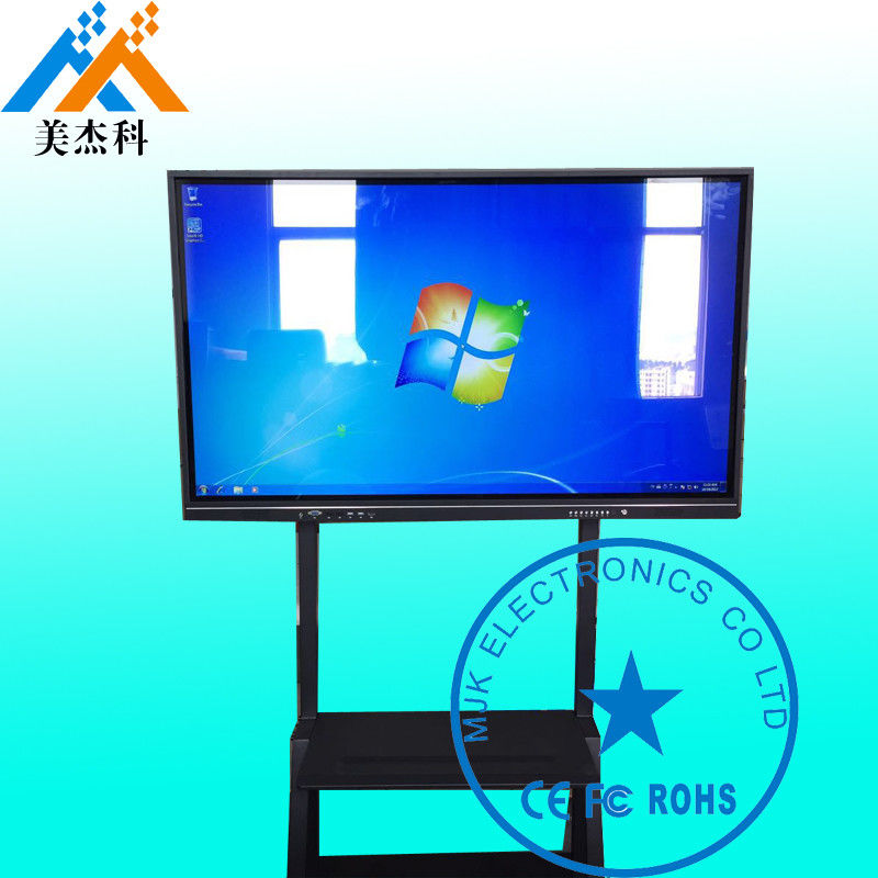 55 Inch High Resolution Wifi Digital Signage Display Grade A LG HD Screen
