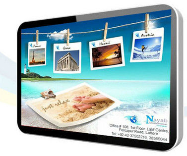 Full HD 1080P Touch Screen Digital Signage Wall Mount SD USB For Colleges