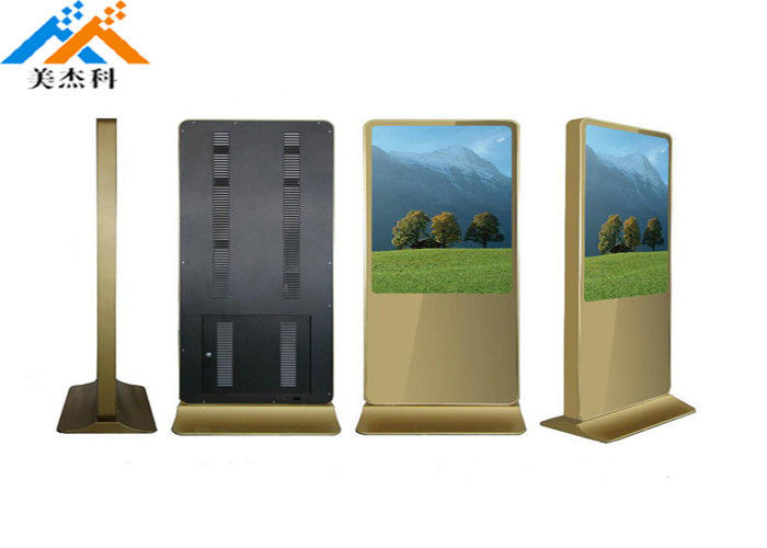 1080P Advertising Digital Signage Kiosk 43 Inch LCD Advertising Media Player