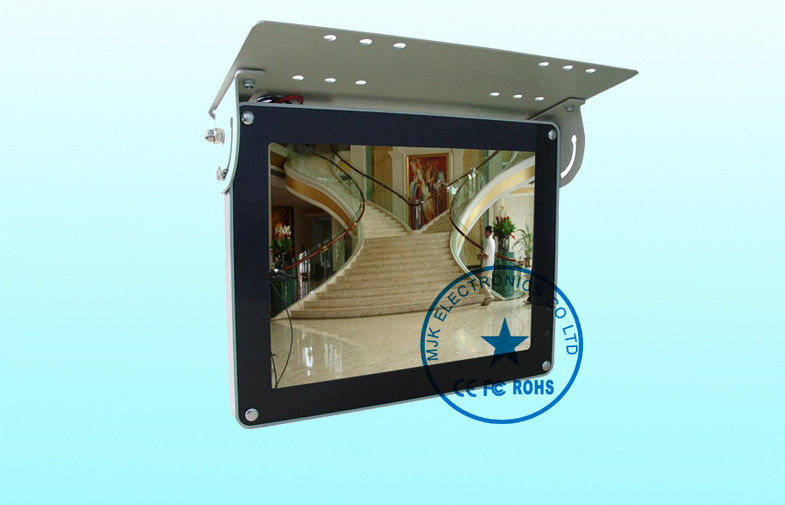 Movie Theaters 17 Inch LCD Wireless Digital Signage For Bus Advertising