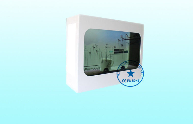 BOE Transparent LCD Display MEPG4 AVI DIVX English / Chinese