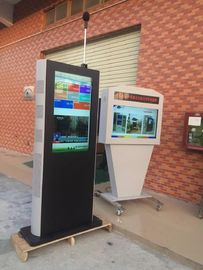 Rustproof Outdoor Digital Signage Display , Android A83T 3288A OS