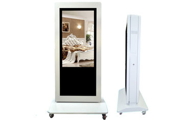 46 Inch Touch Screen Windproof Vertical Digital Signage Display 1080P Android 4.4/5.1