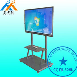 55 Inch LG Stand Alone Digital Signage Kiosk Windows OS High Brightness