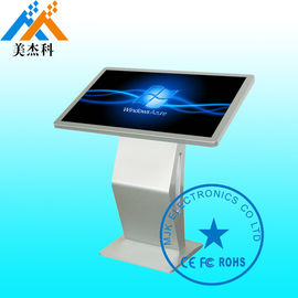 65 Inch Windows Os Lcd Wireless Digital Signage Kiosk Floor Standing 1920*1080P