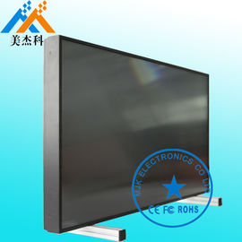 High Resolution 3D Digital Signage , 3G Network 3D LCD Display Full Screen