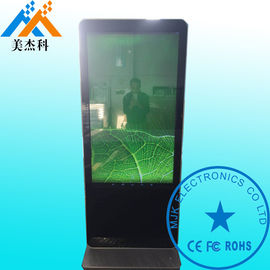 55Inch High Resolution 1920*1080P Full Screen Touch Screen Kiosk Windows OS Digital Signage
