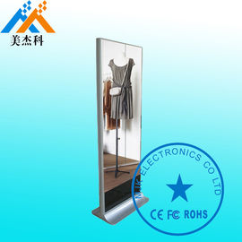 Portable Selfie Magic Mirror Display Photo Booth Machine , Mirror Lcd Display