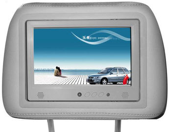 China Wireless HD Automotive Car back Seat 9 Inch LCD Screen network version factory
