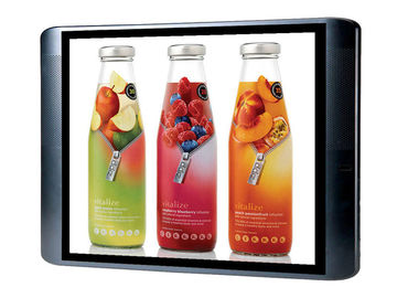 Wifi 3G 12 Inch LCD Advertising Digital Signage Display For HR market / Pharmacy