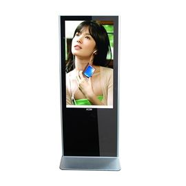 Roll Text 42 inch Stand Alone Digital Signage Display Shockproof For mall / Store