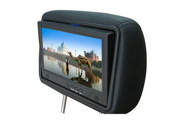9 Inch Car Headrest Stand Alone Digital Signage IR Sensor , Single / Network / Interactive Touch