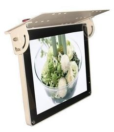 High Brightness Free Standing Digital Signage Innolux LCD Panel , USB 2.0 / SD CF card