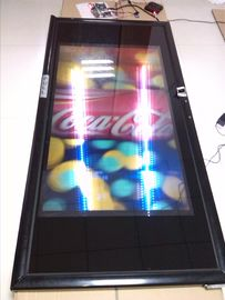 High Speed 46 Inch Transparent LCD Display Advertising High-speed response