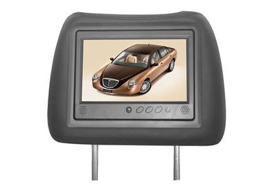 "3G 10.4"" Car Seat LCD Screen Advertising LCD Display 800 × 600 Resolution"