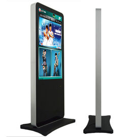 "Retail 42"" 32"" HD Network LCD Digital Signage Display Free Standing Screen With JPG MP3 AVI"
