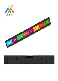 Shelf Edge Ultra Wide Stretched Displays Lcd Monitor Digital Signage 24 Inch