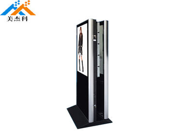 65 Inch 1080P LCD Floor Stand Digital Signage Wifi 4G Free Download Full HD Media Player